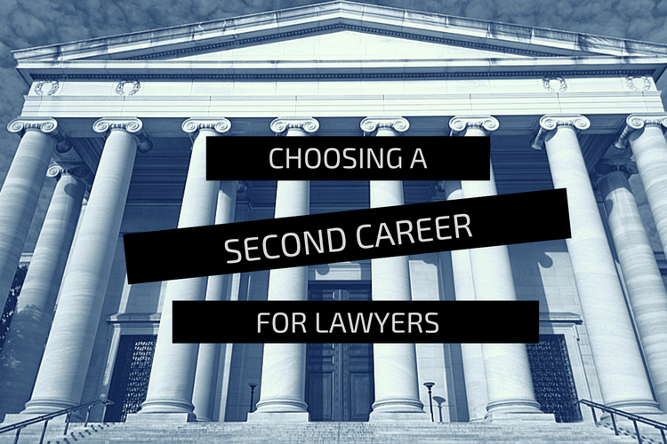 second career for lawyers