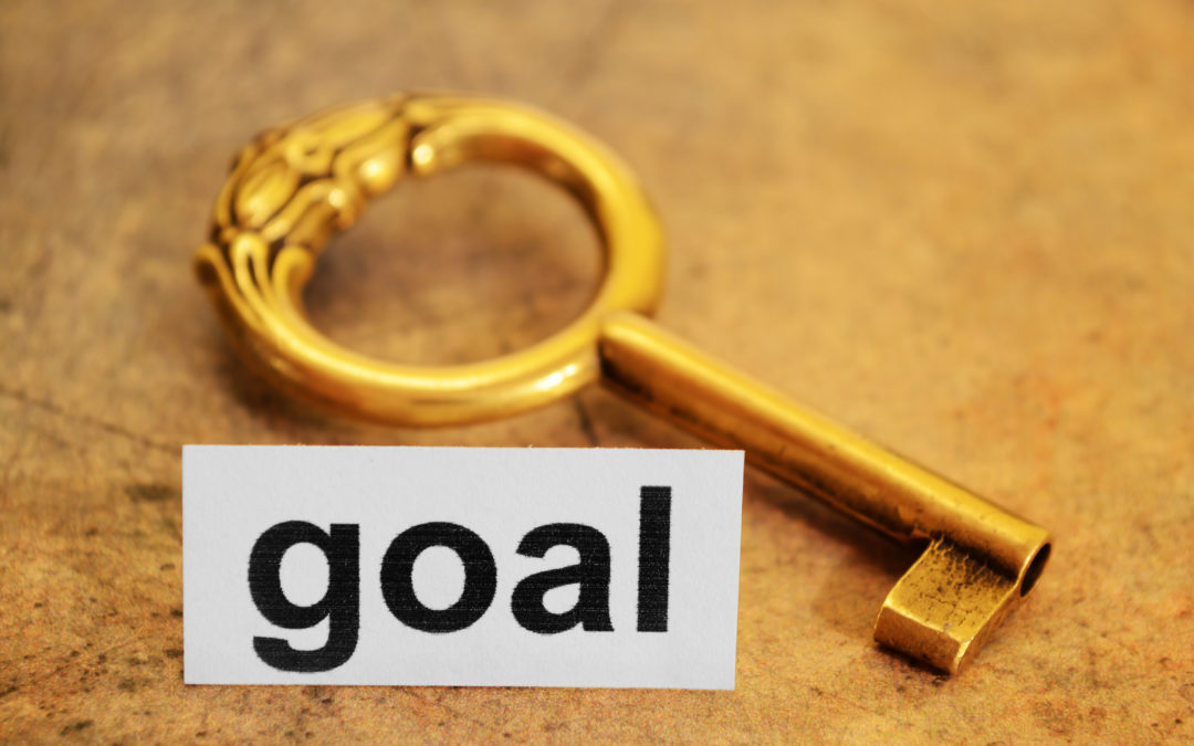 Setting Your Goals in Life